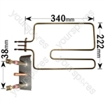 Hotpoint 40051 1200W Top Oven Grill Element