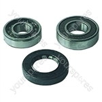 Hotpoint WM13W Washing Machine Drum Bearing and Seal Kit