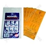 Hoover U1016 Standard Filtration Vacuum Bags (H1) - 5 Pack