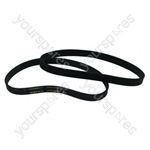 Hoover Vacuum Belt (V26) - Pack of 2