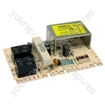 Hoover HW130MUK Washing Machine Electronic Control Module