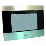 Door Glass Outer Stainless Ste