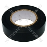 Insulation Tape 19mm X 20m Black