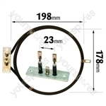 Nardi Fan Oven Element 230v-2600w