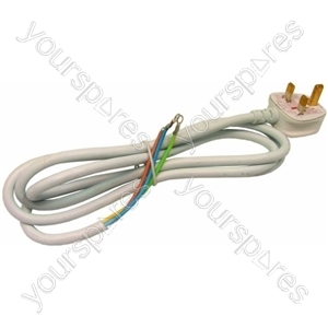 Mains Cable And Plug