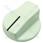 Philips White Hob Hotplate Control Knob