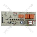Ariston FO98P.1IX Power Board Digital Pyro