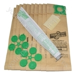 Sebo X Series Vacuum Cleaner Paper Bags and Filters Service Kit