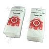 Miele Vacuum Cleaner Dust Bags x 10 Type FJM Plus Filters
