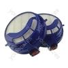 2 x Dyson DC25 DC25i HEPA Post Motor Vacuum Cleaner Filter