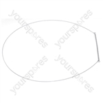 Indesit IWD7145UK Door Seal Clamp - Sprung Band Version