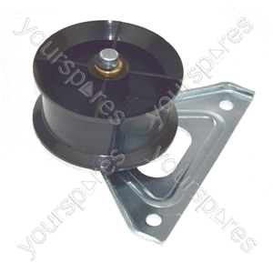 Tumble Dryer Replacement Drive Belt Jockey Tension Pulley Wheel & Bracket