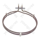Belling Replacement Fan Oven Cooker Heating Element (2200W) (2 Turns)