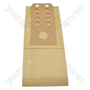 Electrolux Z141 Vacuum Cleaner Paper Dust Bags