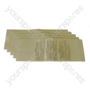 Hoover Junior Vacuum Cleaner Paper Dust Bags