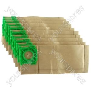 Sebo K Series Vacuum Cleaner Paper Dust Bags