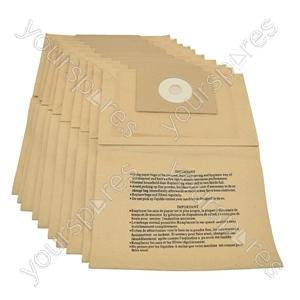 Truvox Vacuum Cleaner Paper Dust Bags