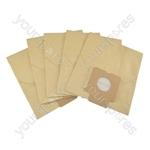 Black And Decker Vacuum Cleaner Paper Dust Bags