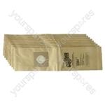 Kirby Legend 1 & 2 Heritage 2 Generation 3 Vacuum Cleaner Paper Dust Bags