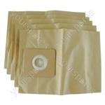 Nilfisk Gm200 Vacuum Cleaner Paper Dust Bags