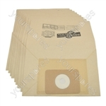 Numatic NV375 MVM-2BH Charles/George Vacuum Cleaner Paper Dust Bags