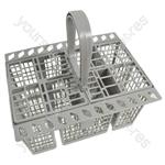 Indesit Compatible Dishwasher Cutlery Basket Grey