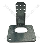 Hotpoint FF175MG Fixing -lower Hinge 73x81x74(6 Holes)