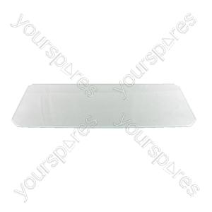 Indesit Glass Crisper Cover (466 x 188 x 4mm)